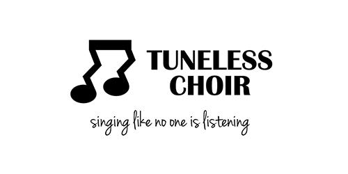 Tuneless Choir Logo